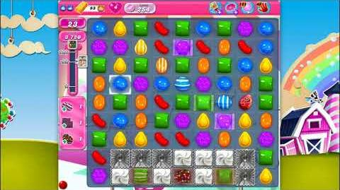 Candy Crush Saga - Level 254 - No boosters ☆☆☆