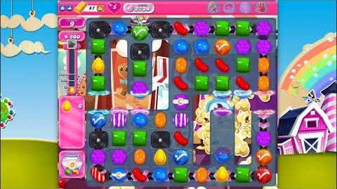 Candy Crush Saga - Level 2734 - No boosters ☆☆☆