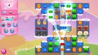 Candy Crush Saga - Level 4444 - No boosters ☆☆☆