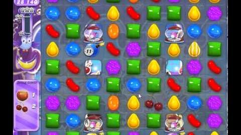 Candy Crush Saga Dreamworld Level 481 (Traumwelt)