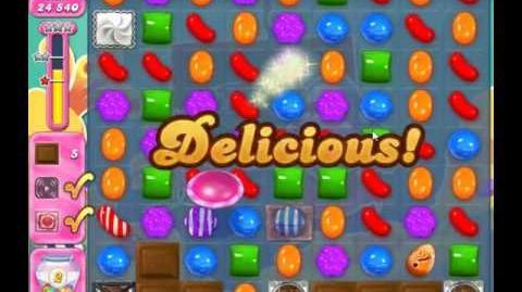 Candy Crush Saga Level 2096 - NO BOOSTERS