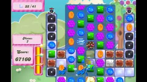 Candy Crush Saga Level 2813 One hammer 3Star 2700plus Group