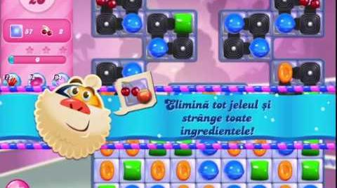 Candy Crush Saga Level 3168 NO BOOSTERS (second version)