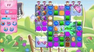 Candy Crush Saga Level 4866 NO BOOSTERS