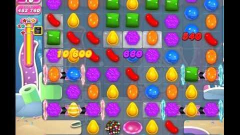 Candy Crush Saga Level 926 (No booster, 3 Stars)