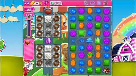 Candy Crush Saga - Level 200 - No boosters ☆☆☆ Top Score
