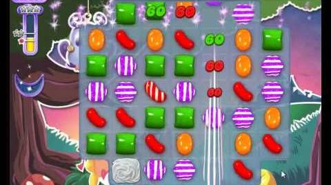 Candy Crush Saga Dreamworld Level 3 (Traumland)