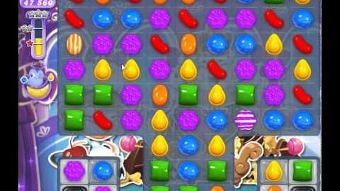 Candy Crush Saga Dreamworld Level 480 (Traumwelt)
