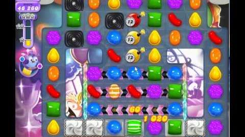 Candy Crush Saga Dreamworld Level 578 (3 star, No boosters)