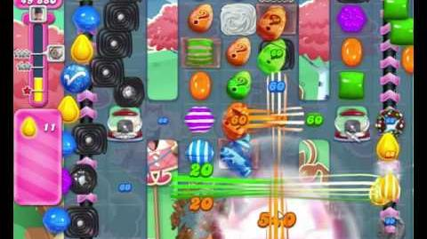 Candy Crush Saga LEVEL 2071 NO BOOSTERS (12 moves)