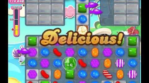 Candy Crush Saga Level 1166