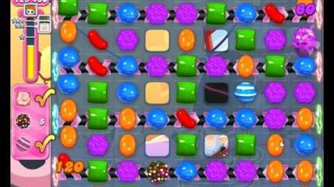 Candy Crush Saga Level 1838 NO BOOSTER (2nd Version)