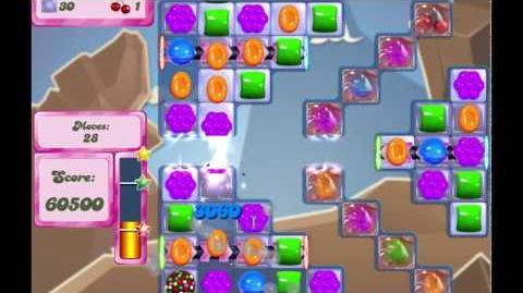 Candy Crush Saga Level 2712 NO BOOSTERS