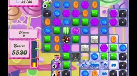 Candy Crush Saga Level 2757 NO BOOSTERS (15 moves)