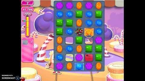 Candy Crush Saga Level 2763 - NO BOOSTERS