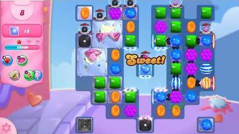 Candy Crush Saga Level 3108 NO BOOSTERS