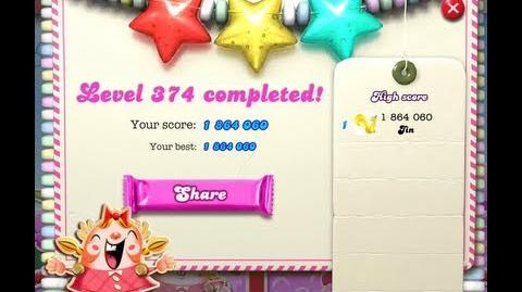 Level 374/Versions