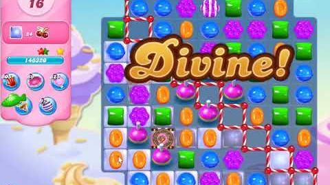 Candy Crush Saga Level 3984 NO BOOSTERS