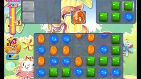 Candy Crush Saga Level 621