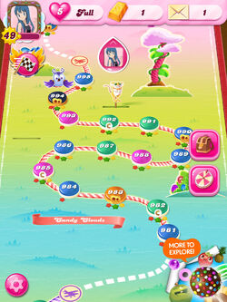 Candy Clouds 67 html5