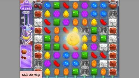 Candy Crush DREAMWORLD Level 348 3*
