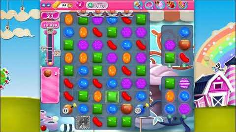 Candy Crush Saga - Level 318 - No boosters