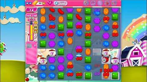 Candy Crush Saga - Level 338 - No boosters ☆☆☆