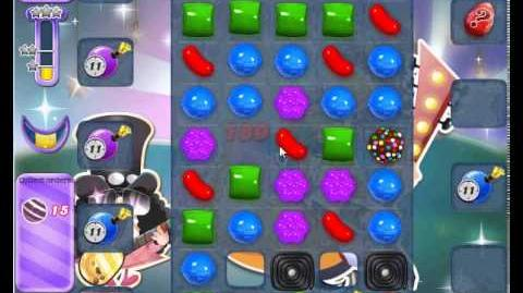 Candy Crush Saga Dreamworld Level 407-2