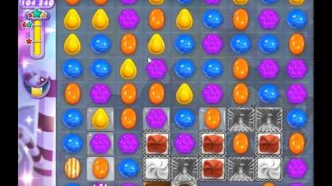 Candy Crush Saga Dreamworld Level 492 (Traumwelt)