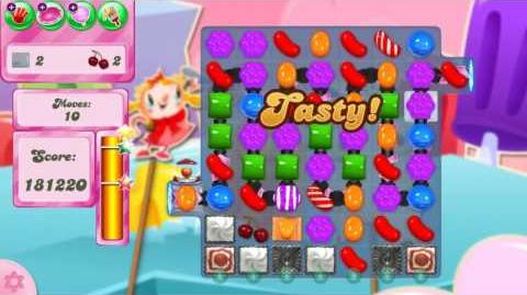 Candy Crush Saga LEVEL 2453 NO BOOSTERS