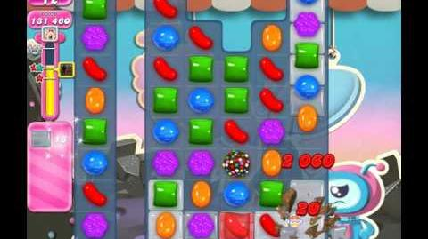 Candy Crush Saga Level 103 ( New Version ) No Boosters 3 Stars