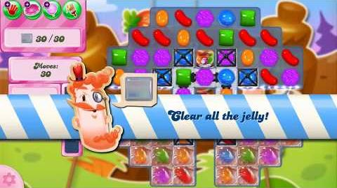 Candy Crush Saga Level 2606 NO BOOSTERS