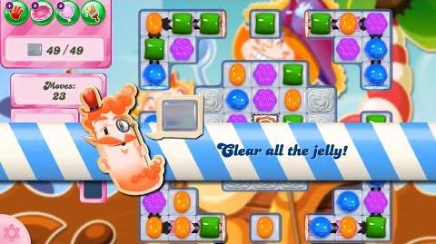 Candy Crush Saga Level 2676 NO BOOSTERS