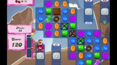 Candy Crush Saga Level 2709 NO BOOSTERS