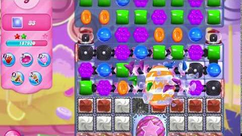 Candy Crush Saga Level 3125 NO BOOSTERS (15 moves)