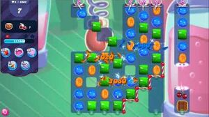 Candy Crush Saga Level 4602 NO BOOSTERS