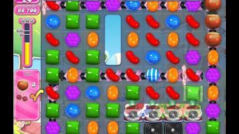 Candy crush saga level 602 - 3 stars no booster used