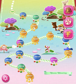 Cocoa Clearing HTML5 Map
