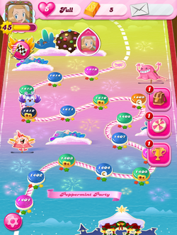 Peppermint Party html5