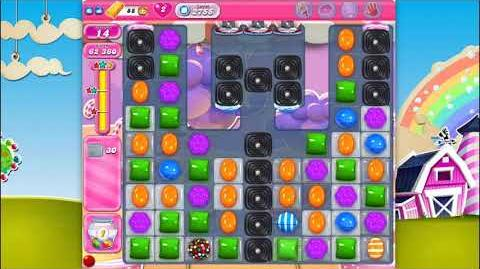 Candy Crush Saga - Level 2755 - No boosters ☆☆☆