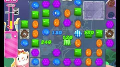 Candy Crush Saga LEVEL 2191 NO BOOSTERS