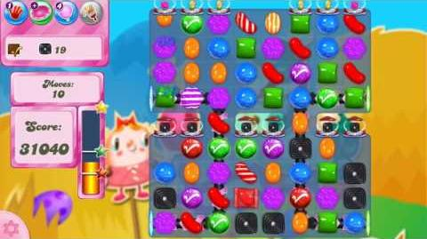 Candy Crush Saga LEVEL 2436 NO BOOSTERS (unreleased version)
