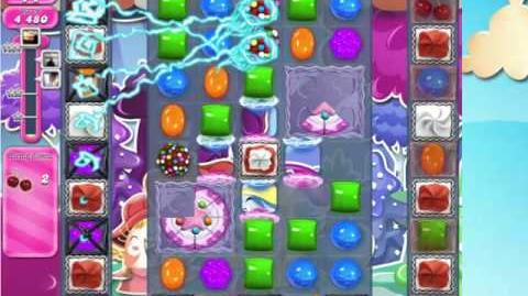 Candy Crush Saga Level 1247 NO BOOSTERS!