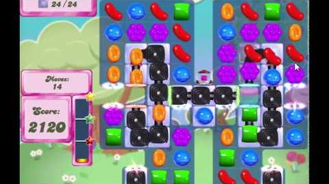Candy Crush Saga Level 2661 NO BOOSTERS (new version)