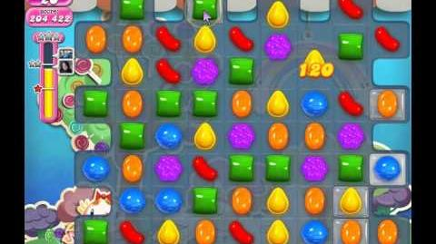 Candy Crush Saga level 65 no items