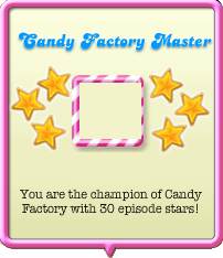 Candy Factory Master