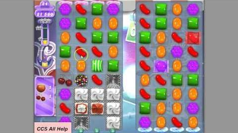 Candy Crush DREAMWORLD Level 344 3*