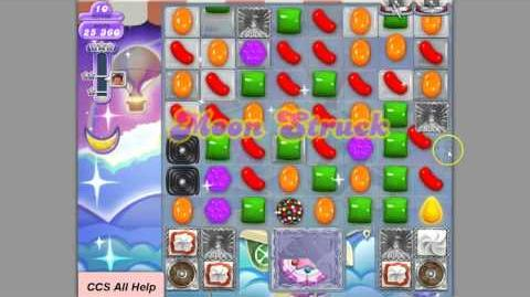 Candy Crush DREAMWORLD level 437 NO BOOSTERS