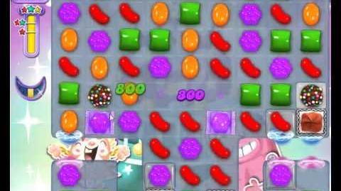 Candy Crush Saga Dreamworld Level 201 (Traumwelt)