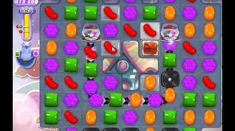 Candy Crush Saga Dreamworld Level 564 (Traumwelt)
